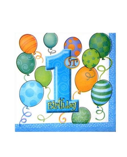 Verjaardag Jongen 1 Jaar