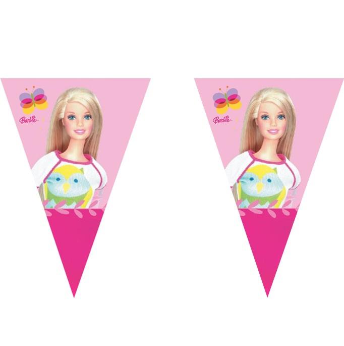 Barbie vlaggenlijn