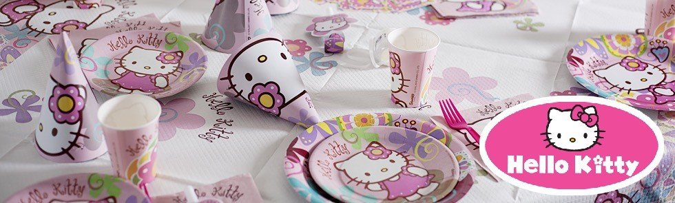 Hello Kitty feestartikelen