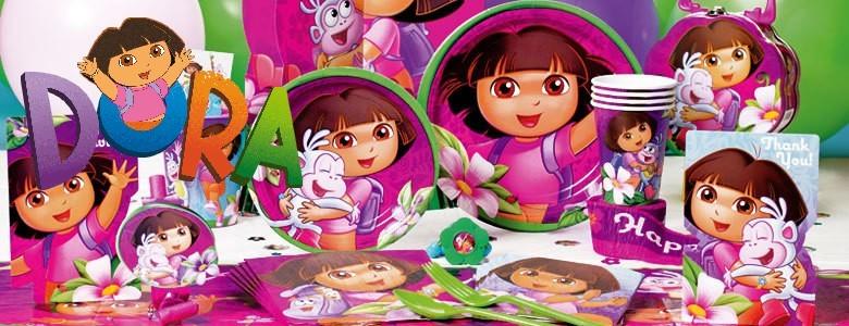 Dora feestartikelen