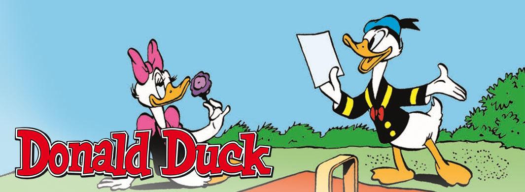 Donald Duck versieringen
