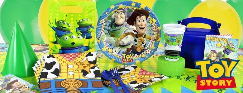 Toy Story themafeest