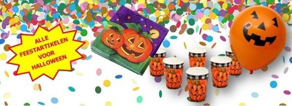Halloween feest versieringen