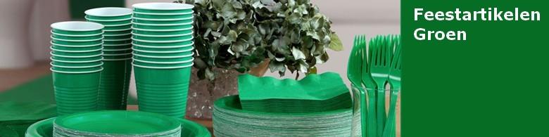 Verjaardag kleur groen
