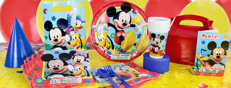 Mickey Mouse Clubhouse verjaardagsfeest
