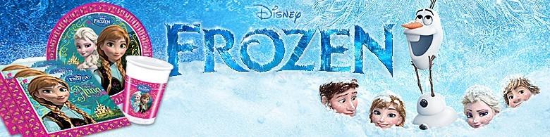 Frozen feestartikelen online