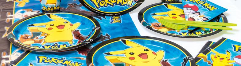 Pokemon versiering verjaardag