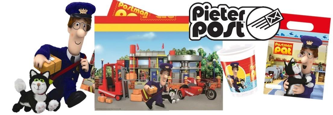 Pieter Post feestversiering verjaardag