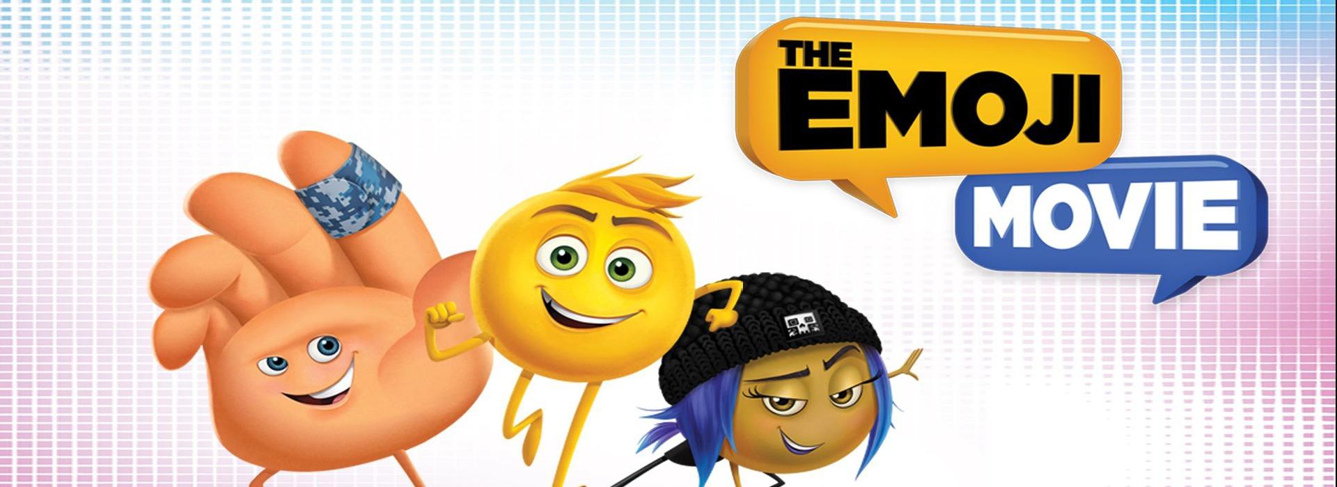 Emoji film feestartikelen