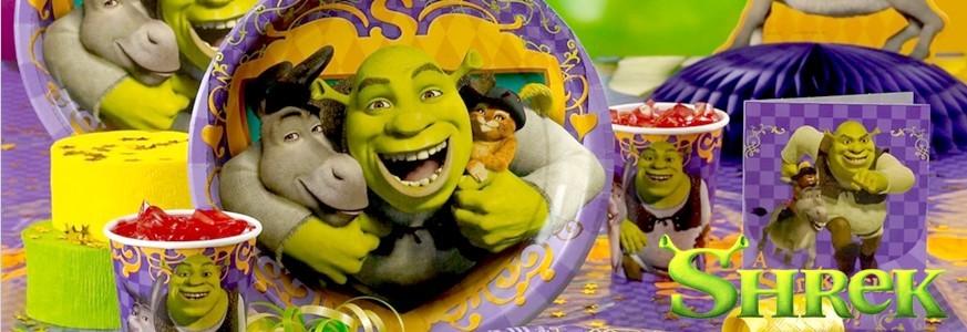 Shrek versiering