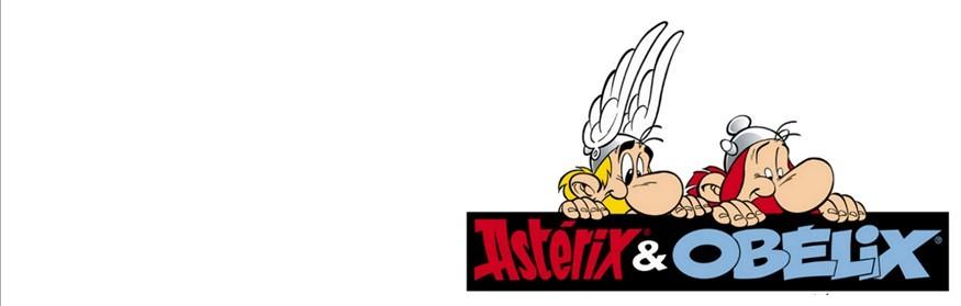 Asterix en Obelix feestversiering