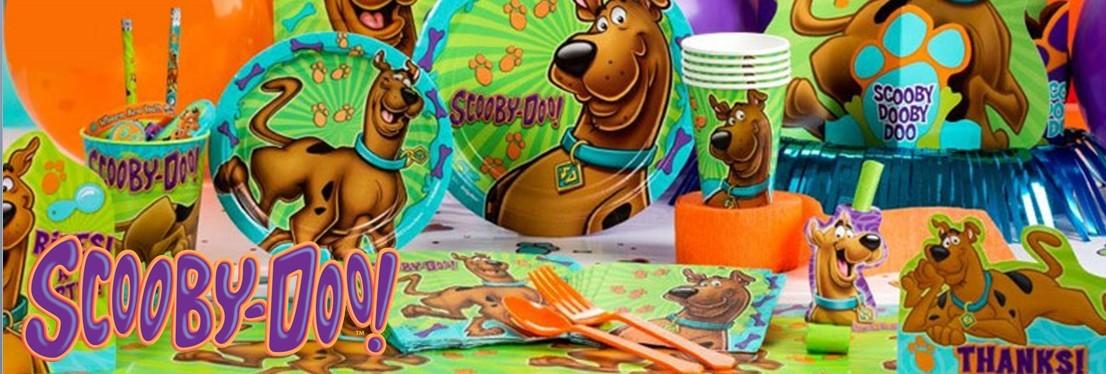 Scooby doo honden versiering