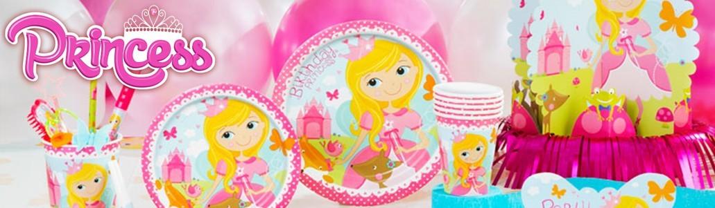Prinses feestartikelen verjaardag