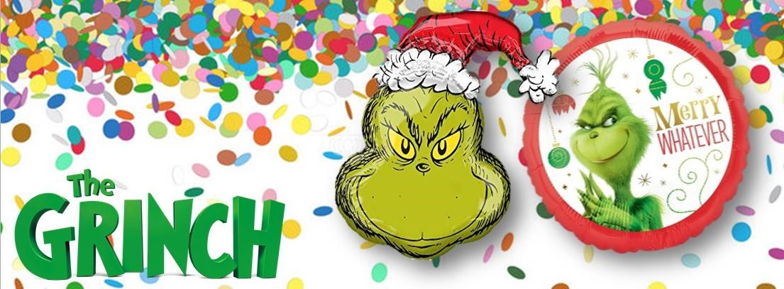 De Grinch versiering feestartikelen