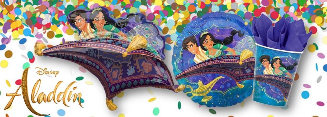 Aladdin feestartikelen versiering