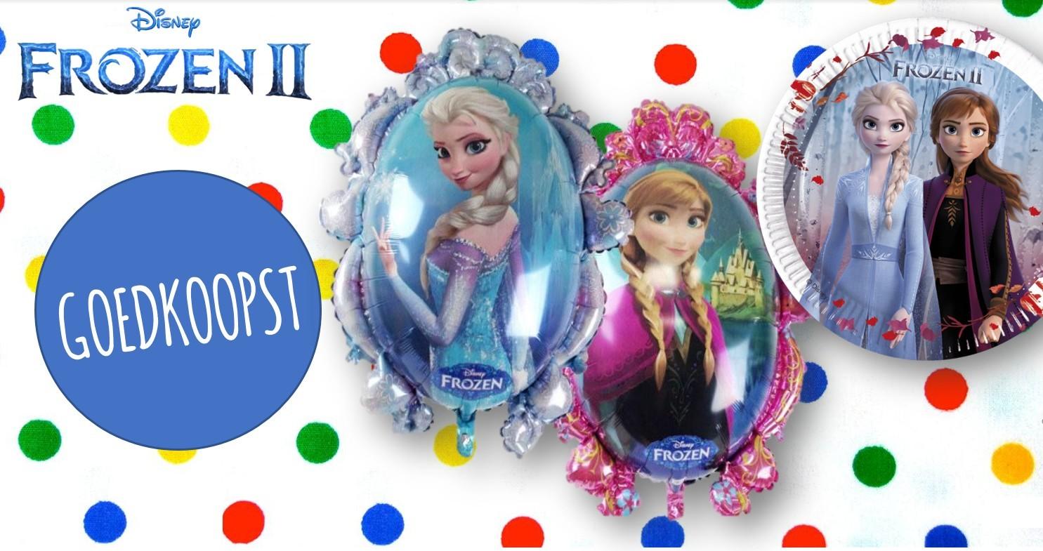 Frozen versiering goedkoop