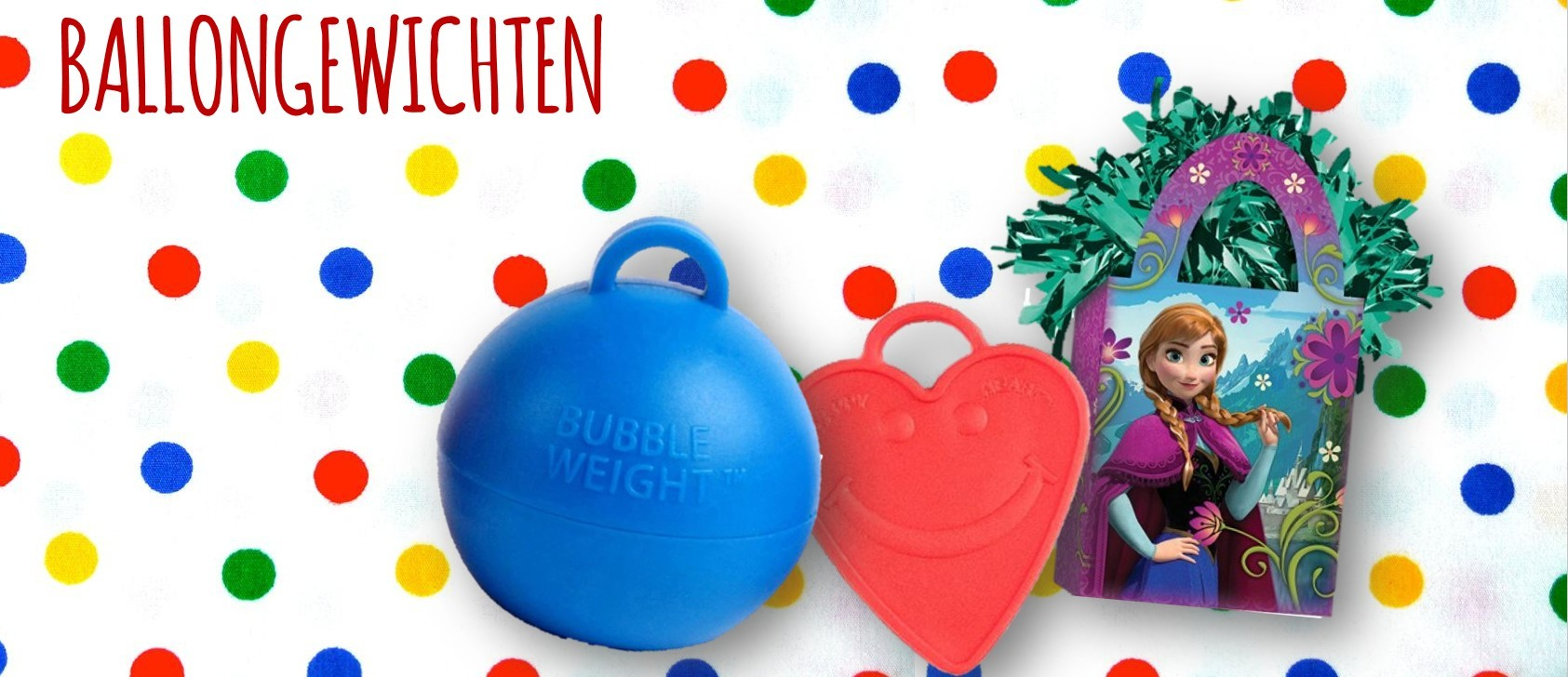 Ballongewicht heliumballon