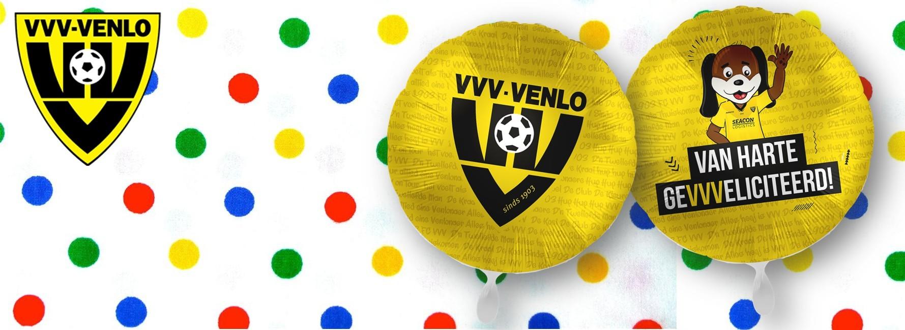 VVV Venlo versiering verjaardag