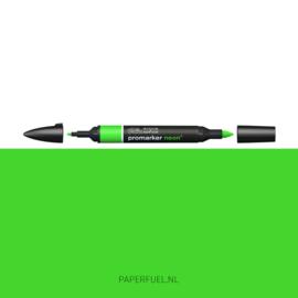Promarker glowing green (waterbasis)