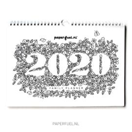 Familyplanner 2020