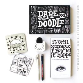 Workshop pakket KreaDoe met boek