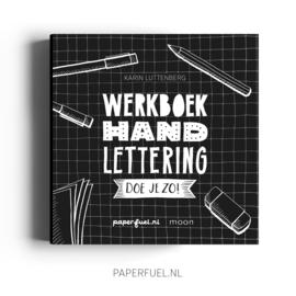 Workbook Handlettering doe je zo! *DUTCH ONLY*