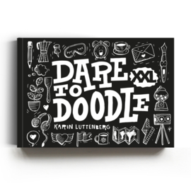 Book 'Dare to doodle'