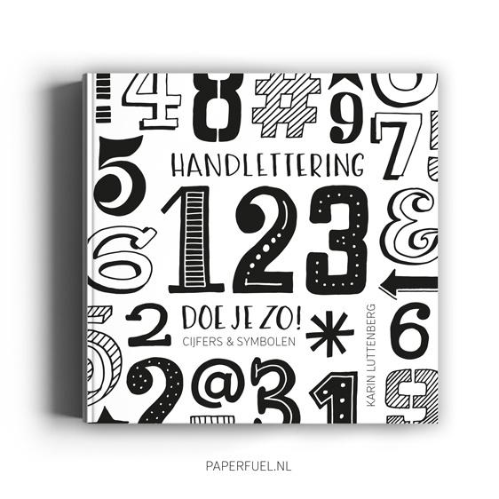 Book handlettering 123*DUTCH*