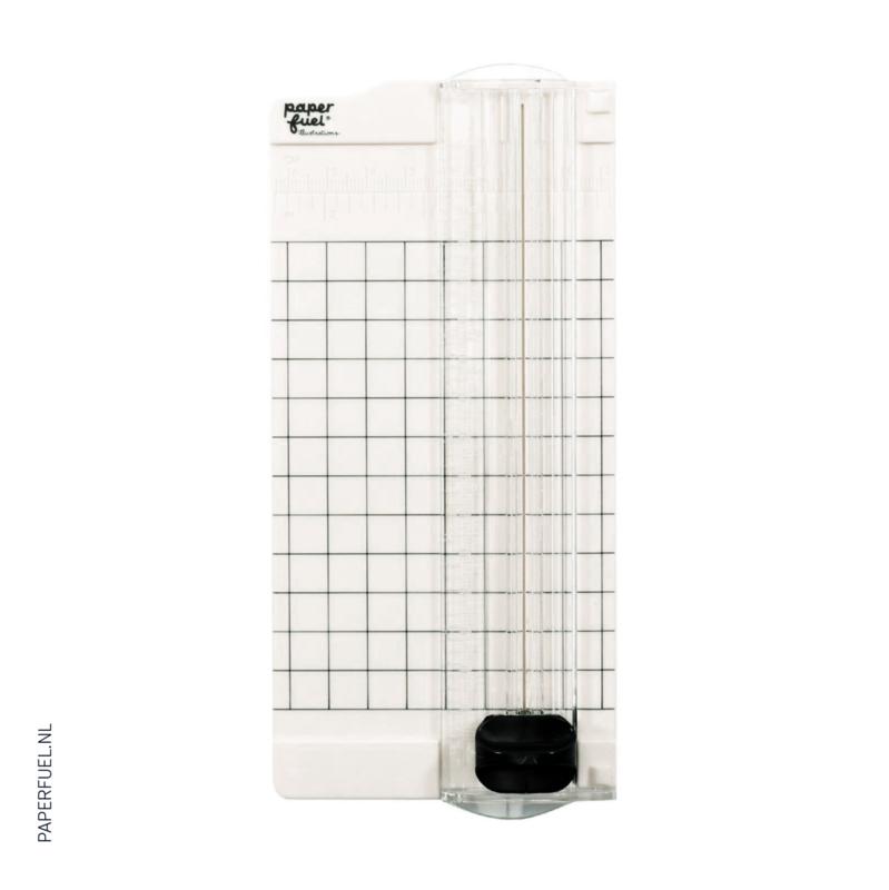Mini snijliniaal Paperuel 6,5 x 15,3 cm