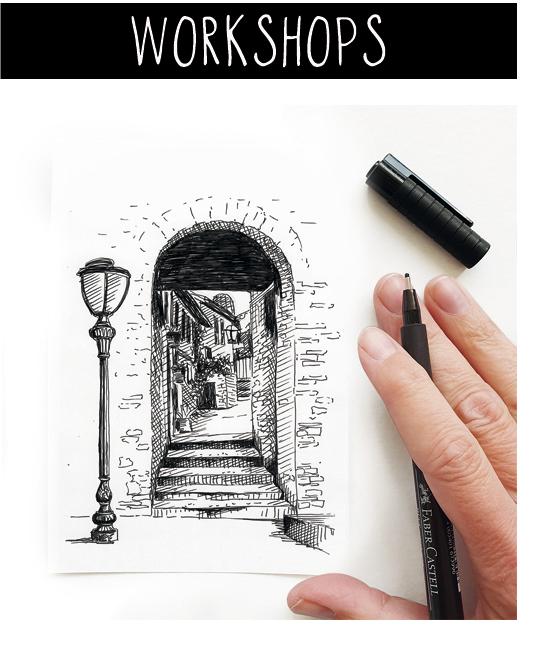 Workshop van Karin Luttenberg op beurzen of online