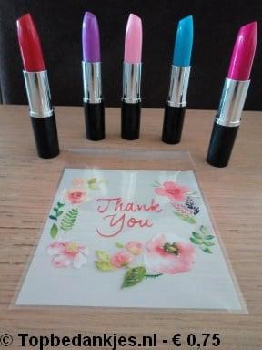Lipstick pennen