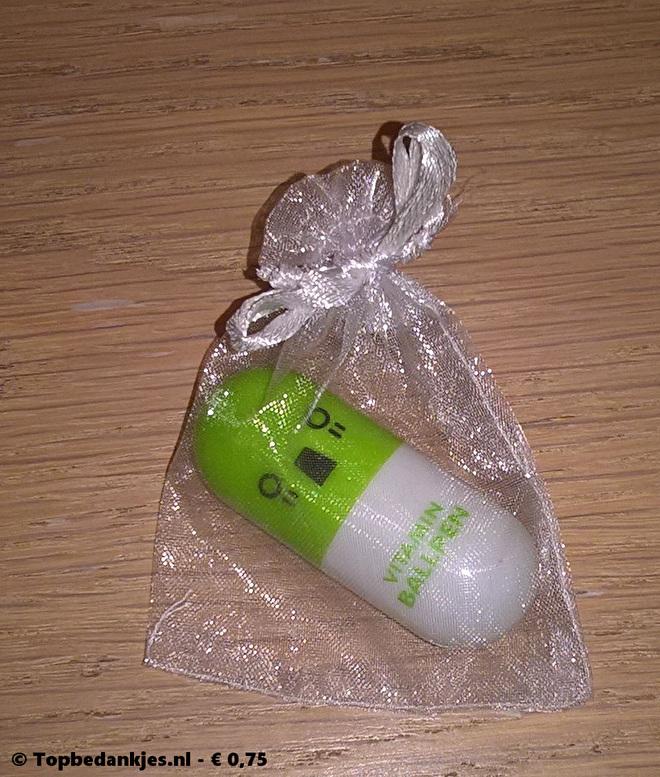 Pil pen groen