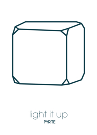 Light it up - Pyrite
