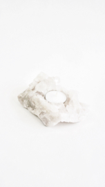 Rock Crystal Candleholders