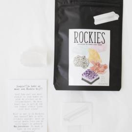 Rockie Seleniet met sticker