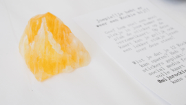 Rockie Oranje Calciet