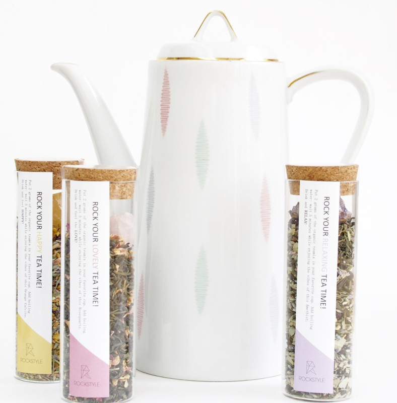 Rock your RELAXING Tea time!