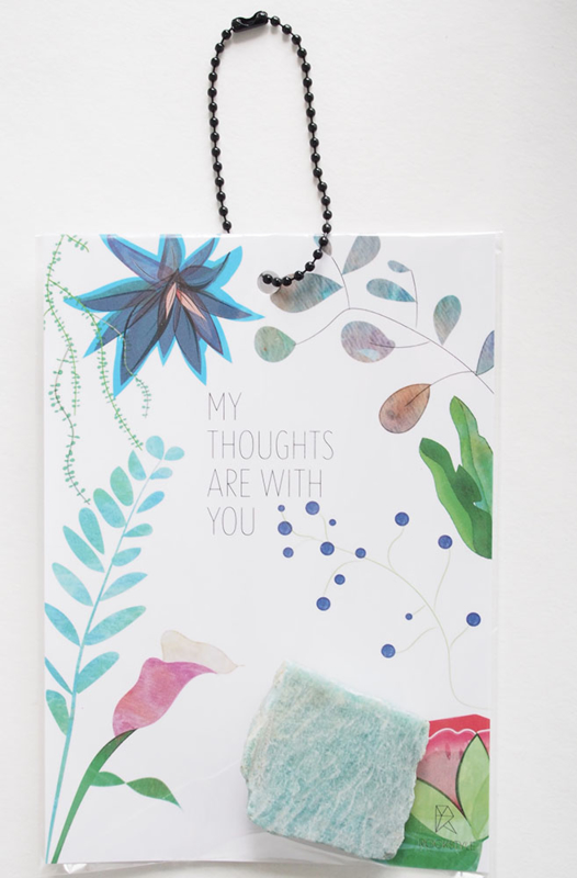 Floral Jungle -  my thoughts are with you - amazoniet