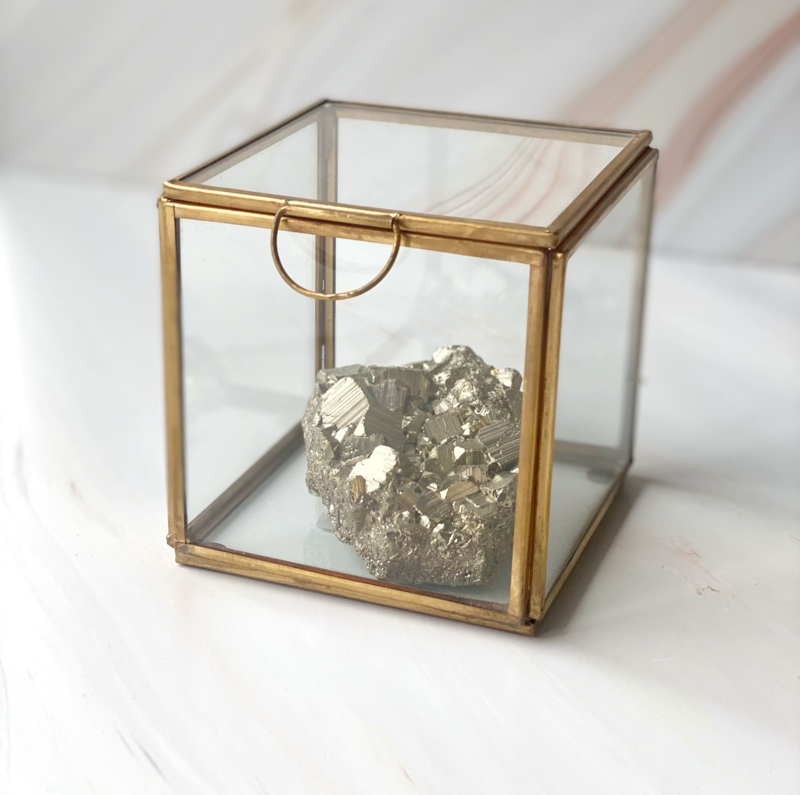 Box for your Rocks met klep S