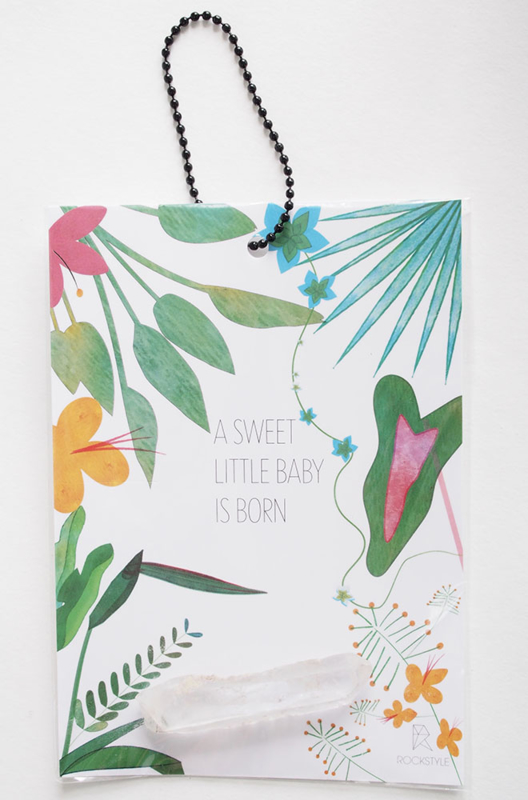 Floral Jungle: baby!