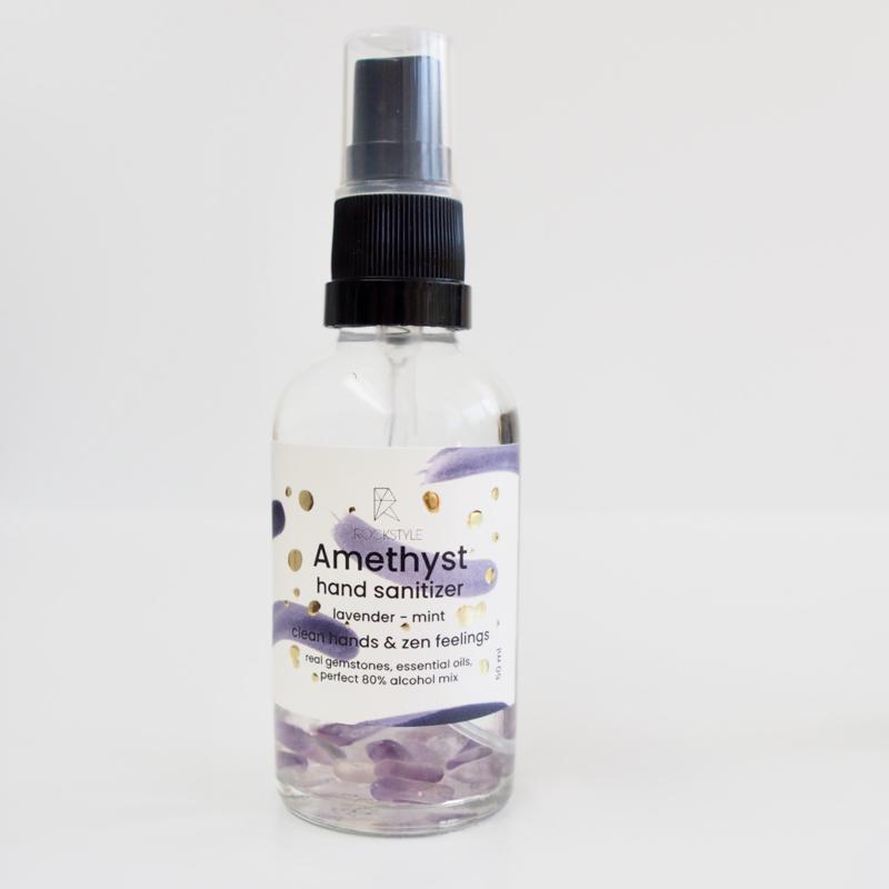 Hand Sanitizer: ZEN - Amethyst