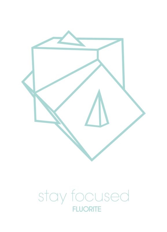 Stay focused - Fluorite