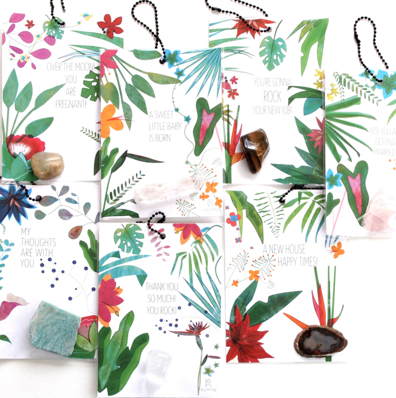 Floral Jungle - thank you! - seleniet