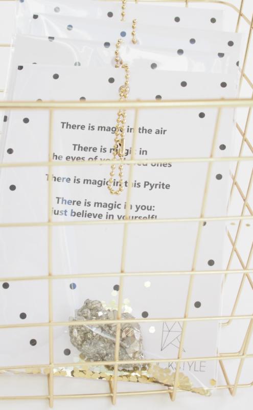 Magic - pyriet
