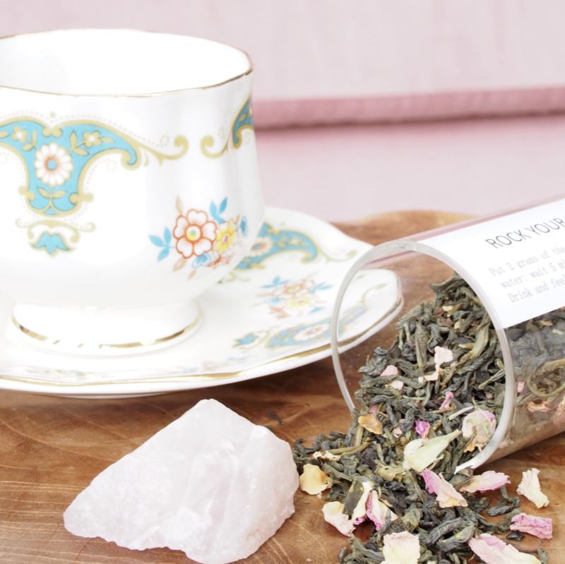 Rock your LOVELY Tea time!