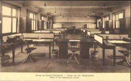 """Ansichtkaart Bureel Société Anonyme """"Flandria"""" ca 1925"""