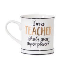 Beker I'm a Teacher