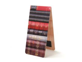 Magnetische boekenlegger Boekenstapel