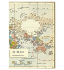 Notitieschrift Map, blanco