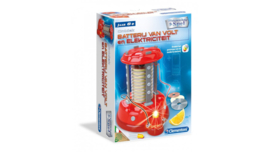 Wetenschap & Spel Batterij van Volt en Elektriciteit